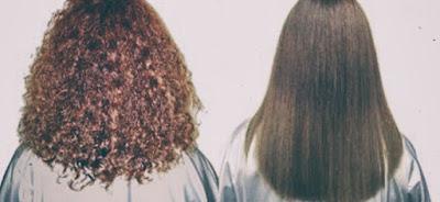 وصفات لفرد الشعر المجعد طبيعياً