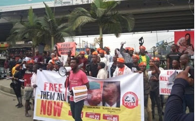 Are You Contributing To Progress Or Pulling Progress Back' - Presidency Questions #RevolutionNow Protest