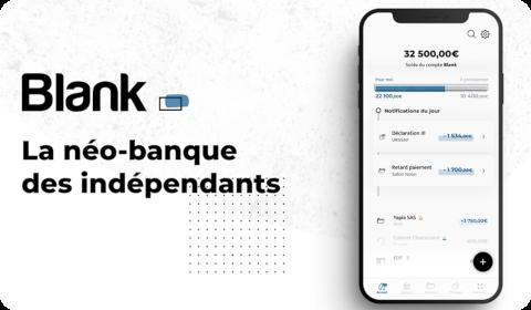 Blank – La banque des indépendants