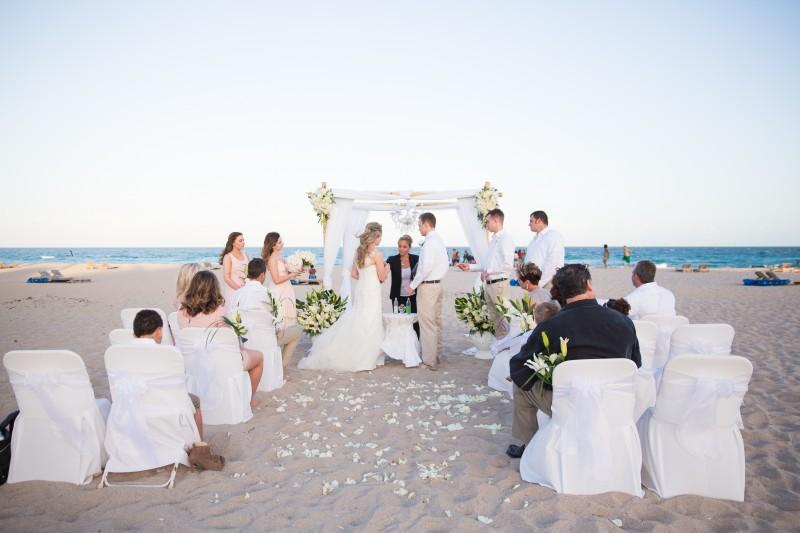 plam beach florida, wedding