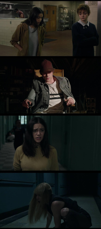 Los Nuevos Mutantes (2020) FULL HD 1080p Latino