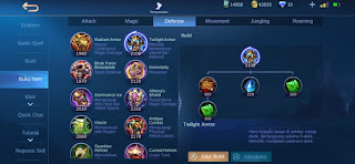 4 Item Defense di Mobile Legend yang Bisa Memberikan Damage Tambahan