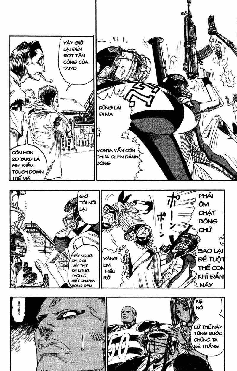 Eyeshield 21 chapter 43 trang 12