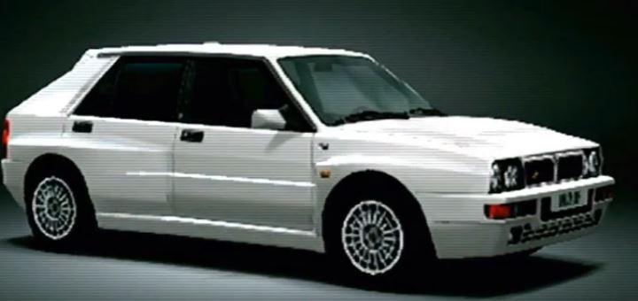 Lancia DELTA HF Integrale Evoluzione 1991