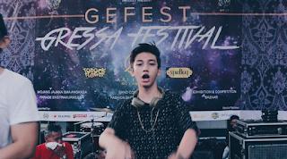 Foto Ari Irham Sebagai DJ