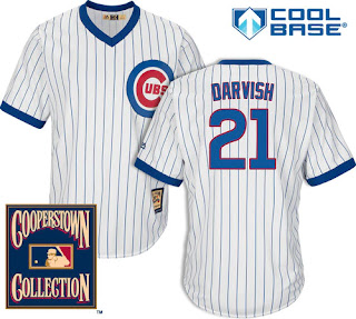Yu Darvish Jersey - Chicago Cubs