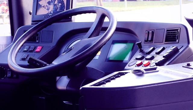 Why Buses Have So Big Steering Wheels