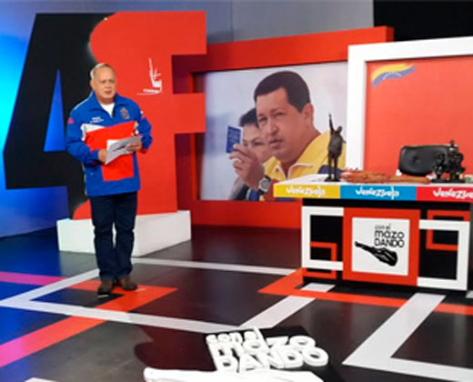 """Te están informando mal"", responde Diosdado a Juan Barreto"