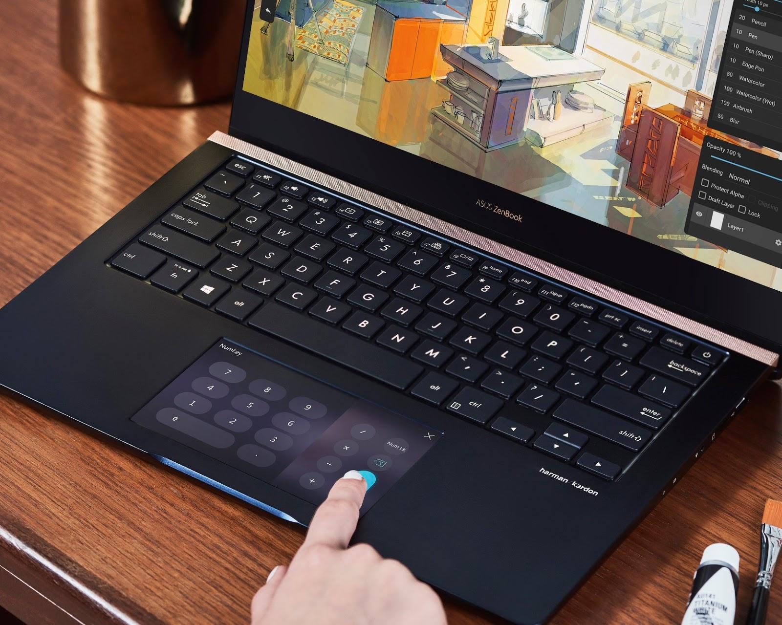 Dibandrol Dengan Harga 26 Juta Asus ZenBook Pro 14 UX480 Buktikan Kualitasnya, spesifikasi Asus ZenBook, tipe-tipe Asus ZenBook, Asus ZenBook terbaru, laptop asus