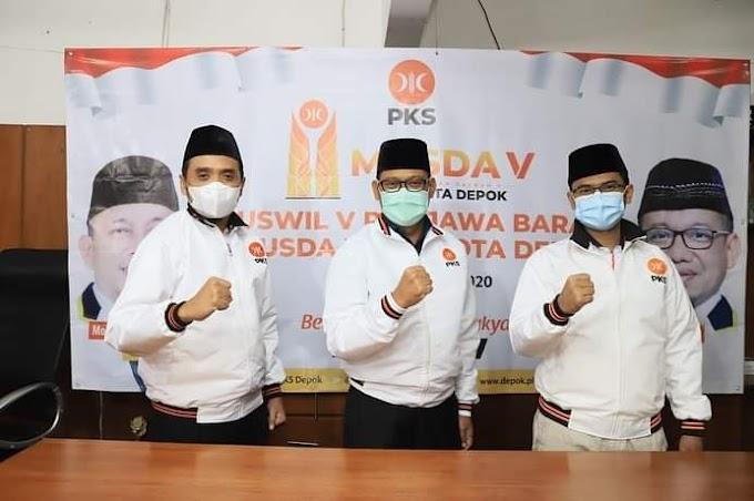 Imam Budi Hartono Jabat Ketua DPD PKS Depok