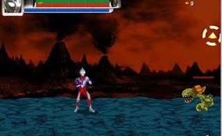 Siêu nhân điện quang game chiến đấu hay