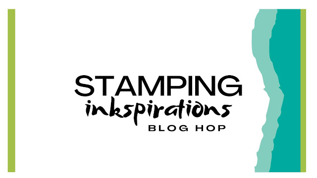 Stamping Inkspirations July Blog Hop - Christmas In July