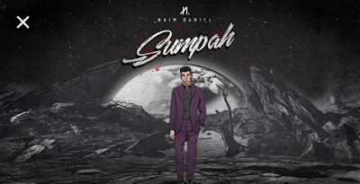 Lirik Lagu Naim Daniel - Sumpah OST PIA