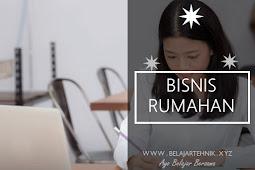 5 Pelajaran Yang Saya Pelajari Tentang Membangun Bisnis Berbasis Rumah