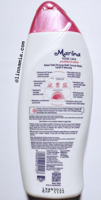 marina total care marina total care youthful & white skin care lotion lotion for very dry skin body moisturizer for dry skin pelembab kulit kering
