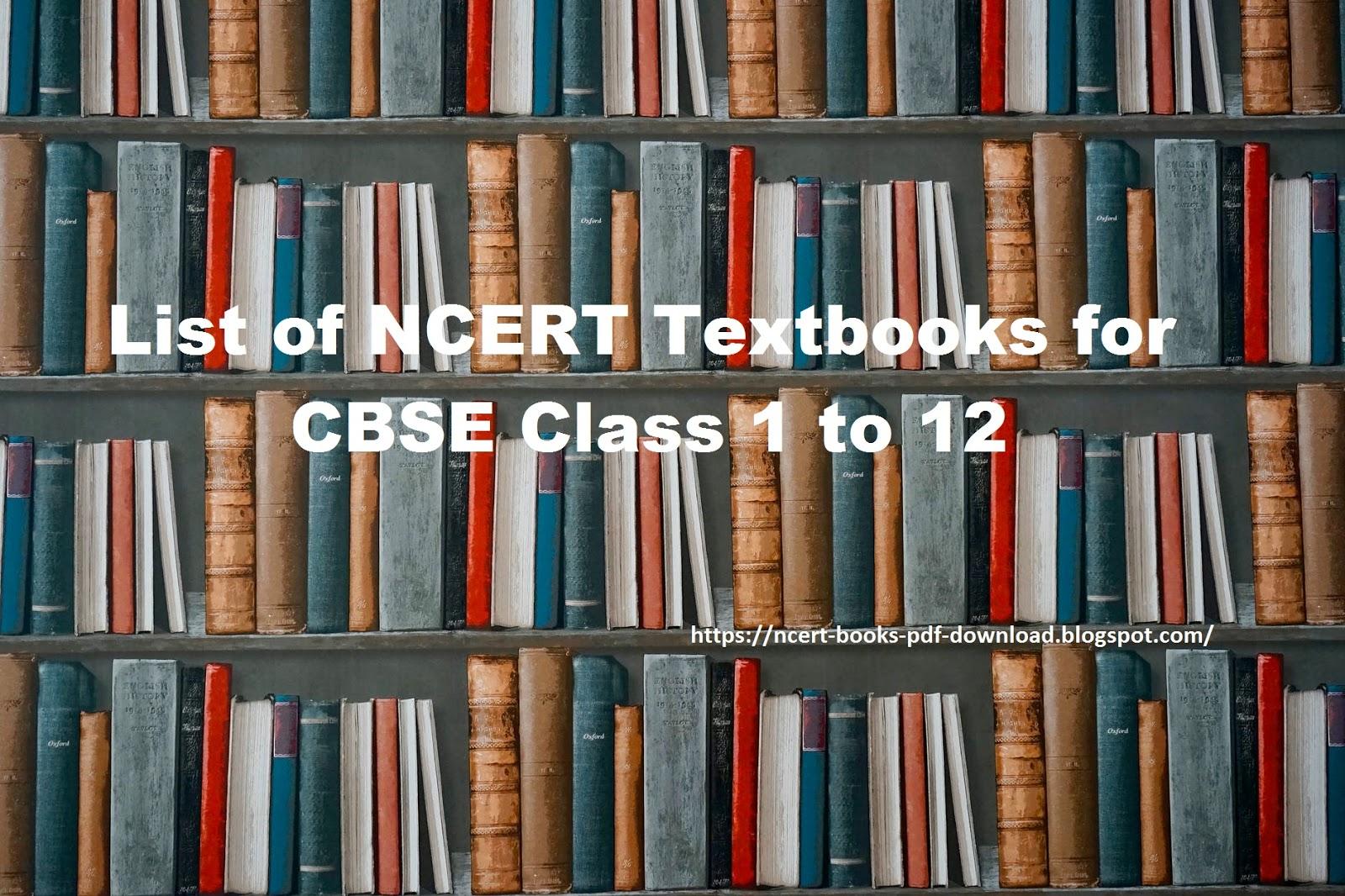 On this page of NCERT Books PDF Download we provide you full List Of All NCERT Textbooks from cbse calss 1 to 12 with their class, code, name and price for all subjects in all three major medium hindi, english, and urdu.