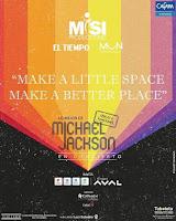 TRIBUTO a  Michael Jackson en Teatro Cafam