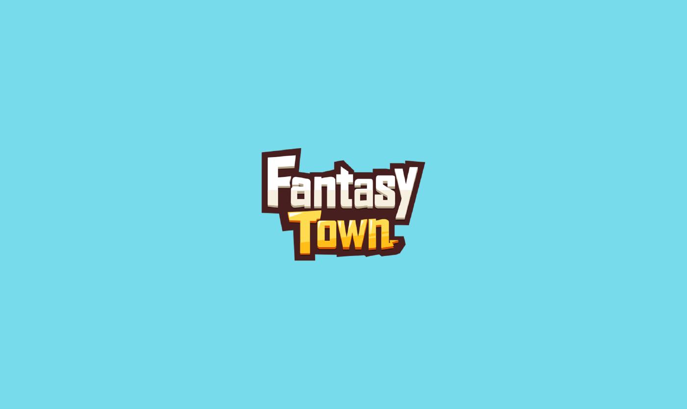 Fantasy Town Logo