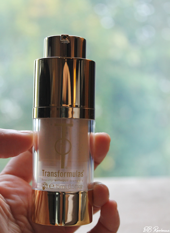Transformulas Hydration Gold - Anti Ageing Recovery Creme with 23 Carat Gold Powder