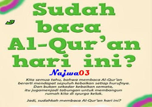 Cara Memperingati Malam Nuzulul Qur'an dan Hikmahnya