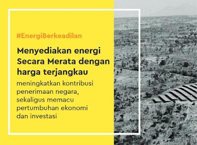 Energi Berkeadilan