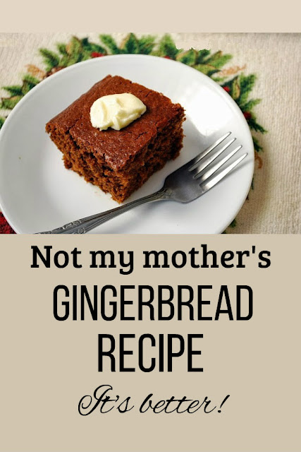 Make this oh-so-delicious gingerbread recipe for a warm and spicy holiday snack.