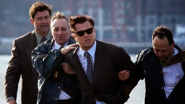 The Wolf of Wall Street es la película más taquillera de