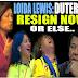 MUST WATCH: LP SUPPORTERS LOIDA LEWIS BINANATAN AT BINANTAAN SI PRES.DUTERTE MAG RESIGN AT IPALIT NA SI ROBREDO !!