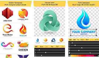 Pembuat Logo 3D
