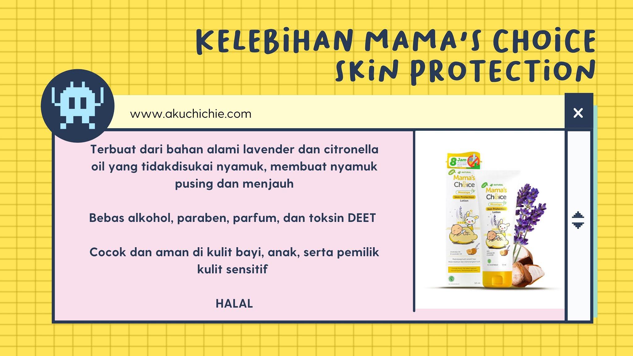 lotion anti nyamuk yang aman untuk bayi dan anak