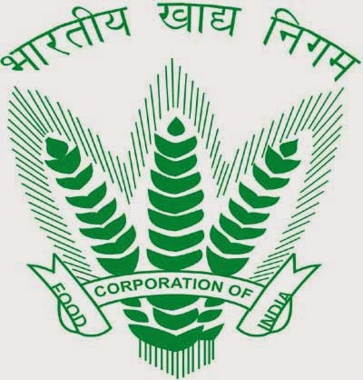 Food Corporation of India (FCI) recruiting Junior Engineer, Typists Assistants job