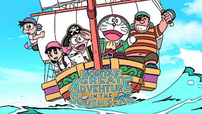 DORAEMON IN NOBITA'S GREAT ADVENTURE TO THE SOUTH SEAS