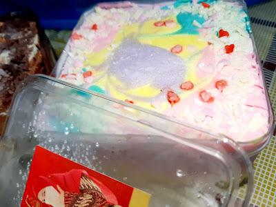 Tart Gulung Nenas, Kek Kayangan Dan Cheese Leleh Cikgu Azlina Ina