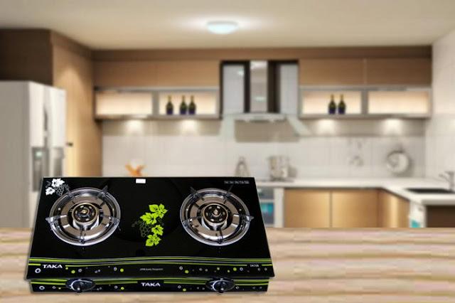 Bếp gas dương DK70B cho gian bếp thêm sang trọng