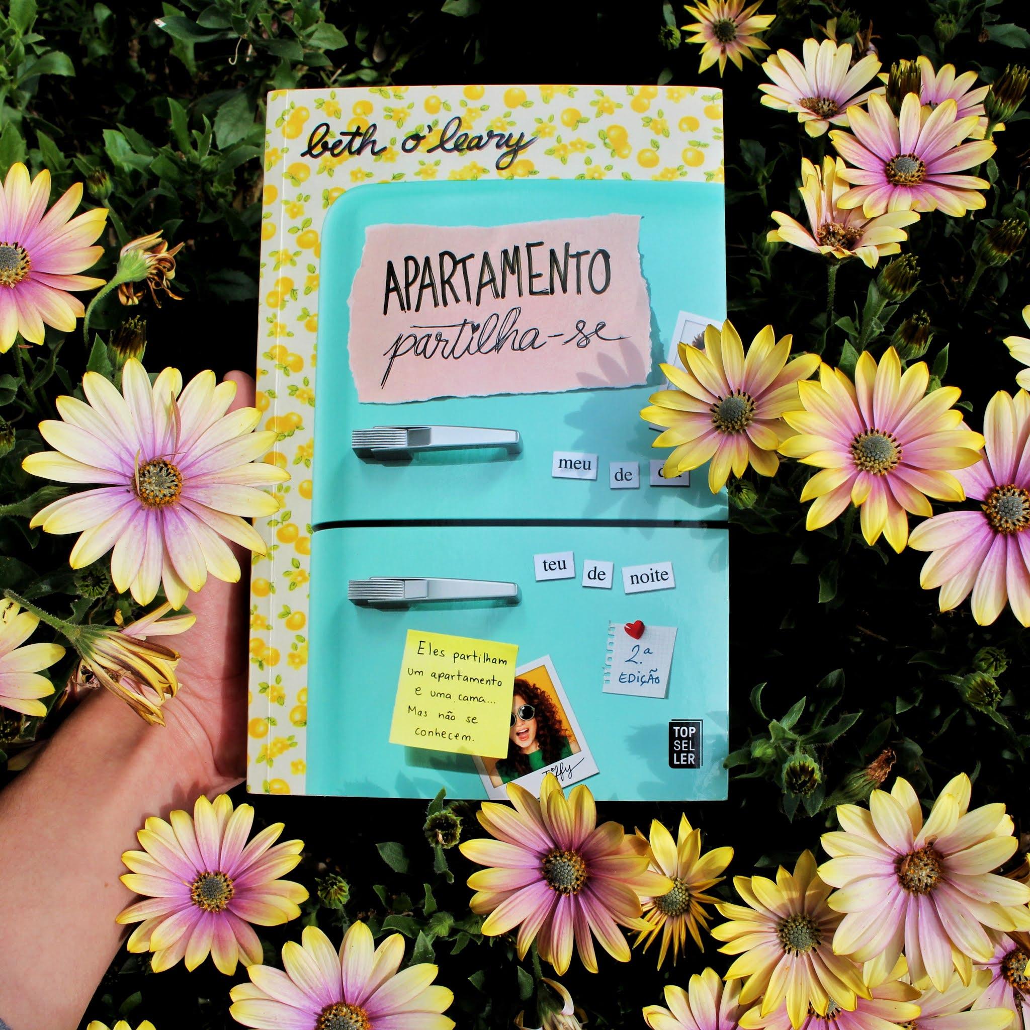 Livro Best-Seller «Apartamento Partilha-se»