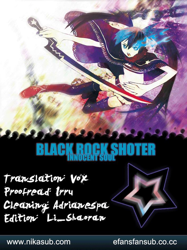 Black Rock Shooter - Innocent Soul Chap 011 . Next Chap 12