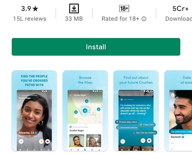 happn – Local Chating app 2021