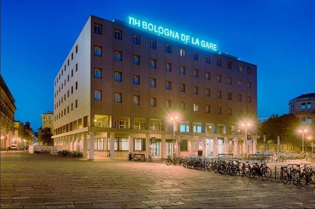 Hotel NH Bologna de la Gare em Bolonha