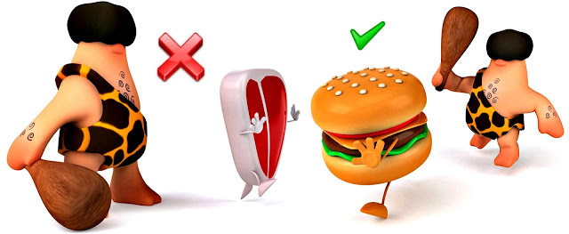 Dieta paleo o dieta paleolítica