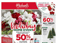 Michaels Weekly Ad December 8 - 14, 2019