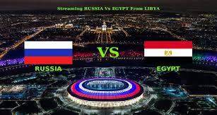 RUSSIA VS EGYPT LIVE STREAM 19 JUNE 2018