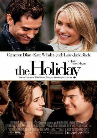 The Holiday 2006 Hollywood Hindi Dual Audio BRRip 720p Download
