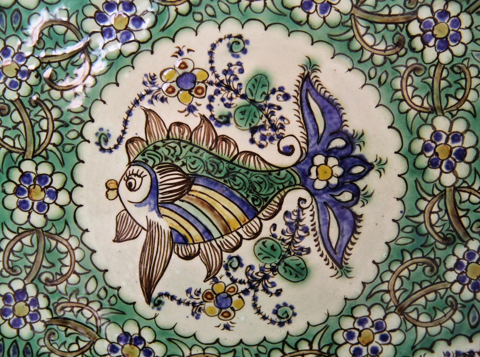 Ouzbékistan, Richtan, musée Ousmanov, céramique, © L. Gigout, 2012