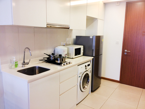 Avant at Aljunied 2 Bedroom - Kitchen
