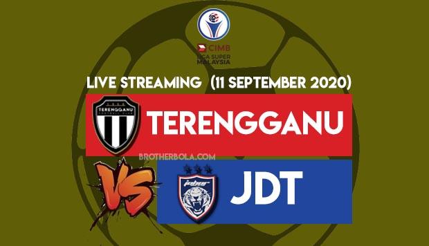 Terengganu vs JDT