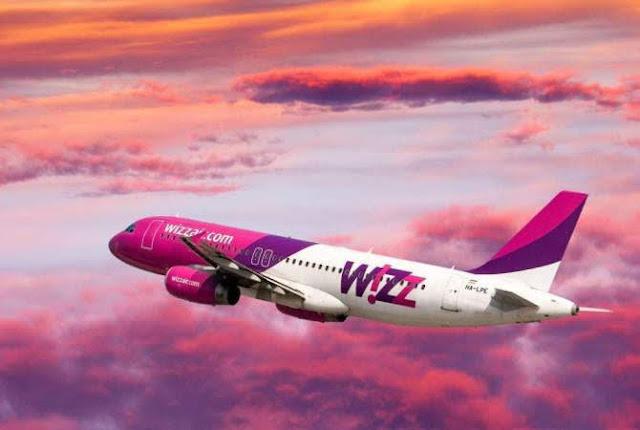 Aerolínea Wizz Air inicia vuelos desde Armenia