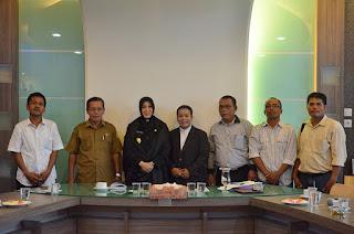 Rehab Gereja, Pendeta HKBP Jumpa Walikota Banda Aceh