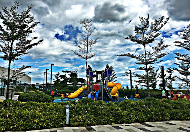 Sky Park at SM Seaside City Cebu