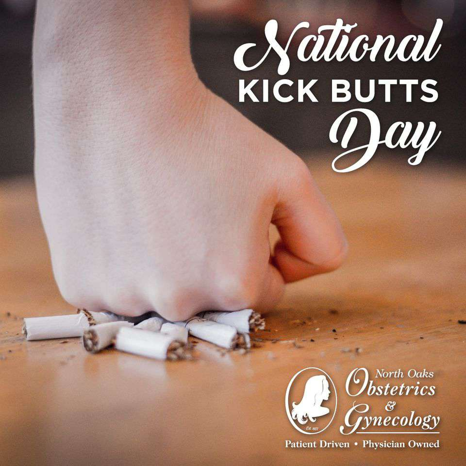 National Kick Butts Day Wishes Sweet Images