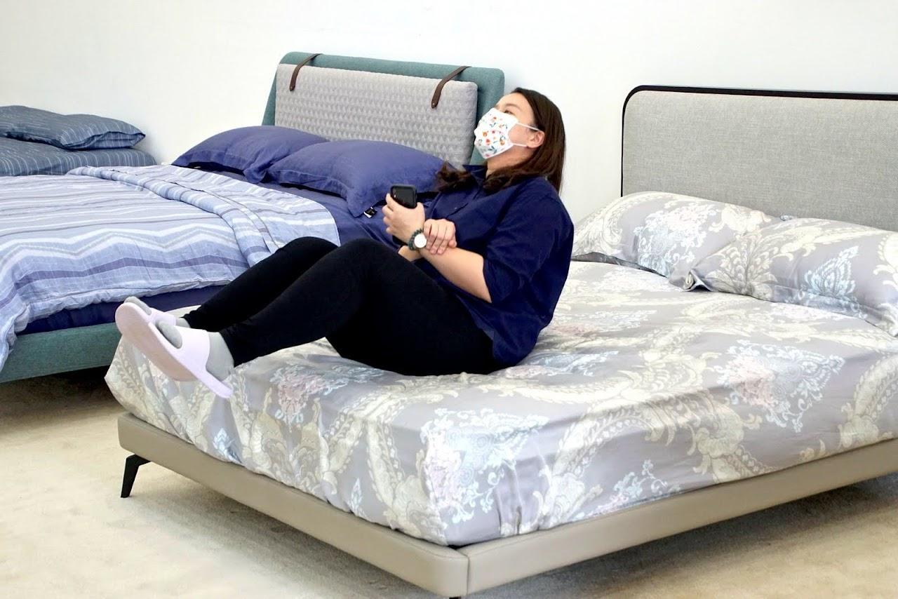 台南|優耐柏國際精品家居|平價床墊推薦|南部知名寢具工廠|店家
